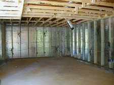 Insulating the basement for more consistent temperatures - Wichita